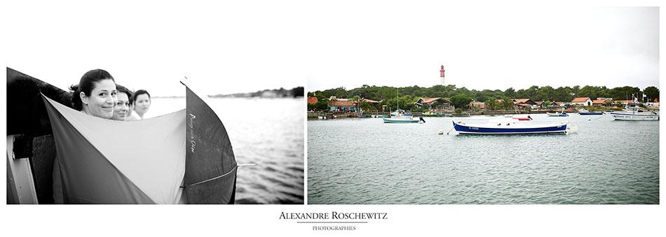 Un teaser de la séance photo au Cap Ferret d'Aurélie et ses amies ! Alexandre Roschewitz Photographies.