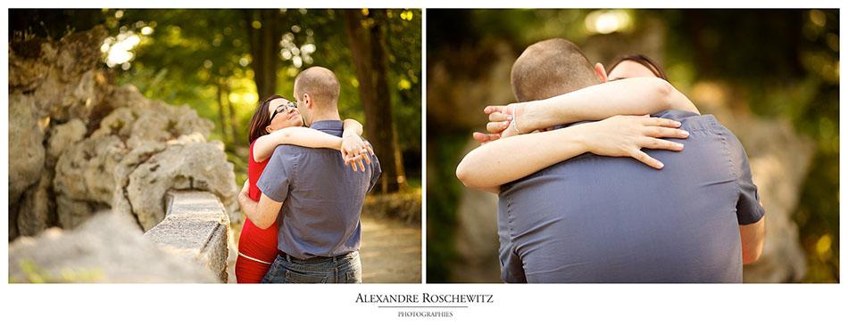 La séance photo Maternité de Sandy et Gabriel au Parc Majolan de Blanquefort. Alexandre Roschewitz Photographies