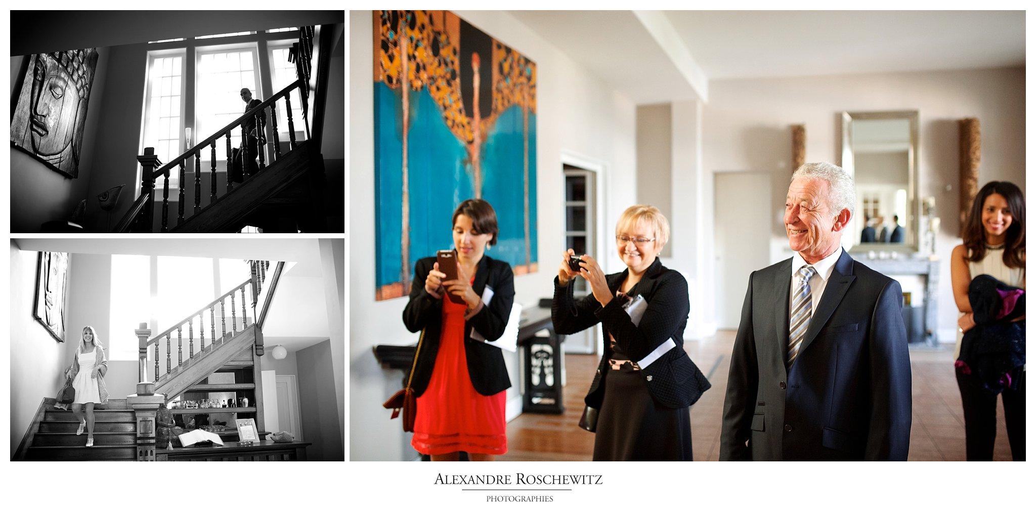 Les photos et la vidéo fusion du mariage d'angélique et Aurélien à Arcachon, et à la Villa La Tosca à Lanton. Organisation par BODA Etc. Photos par Alexandre Roschewitz Photographies.