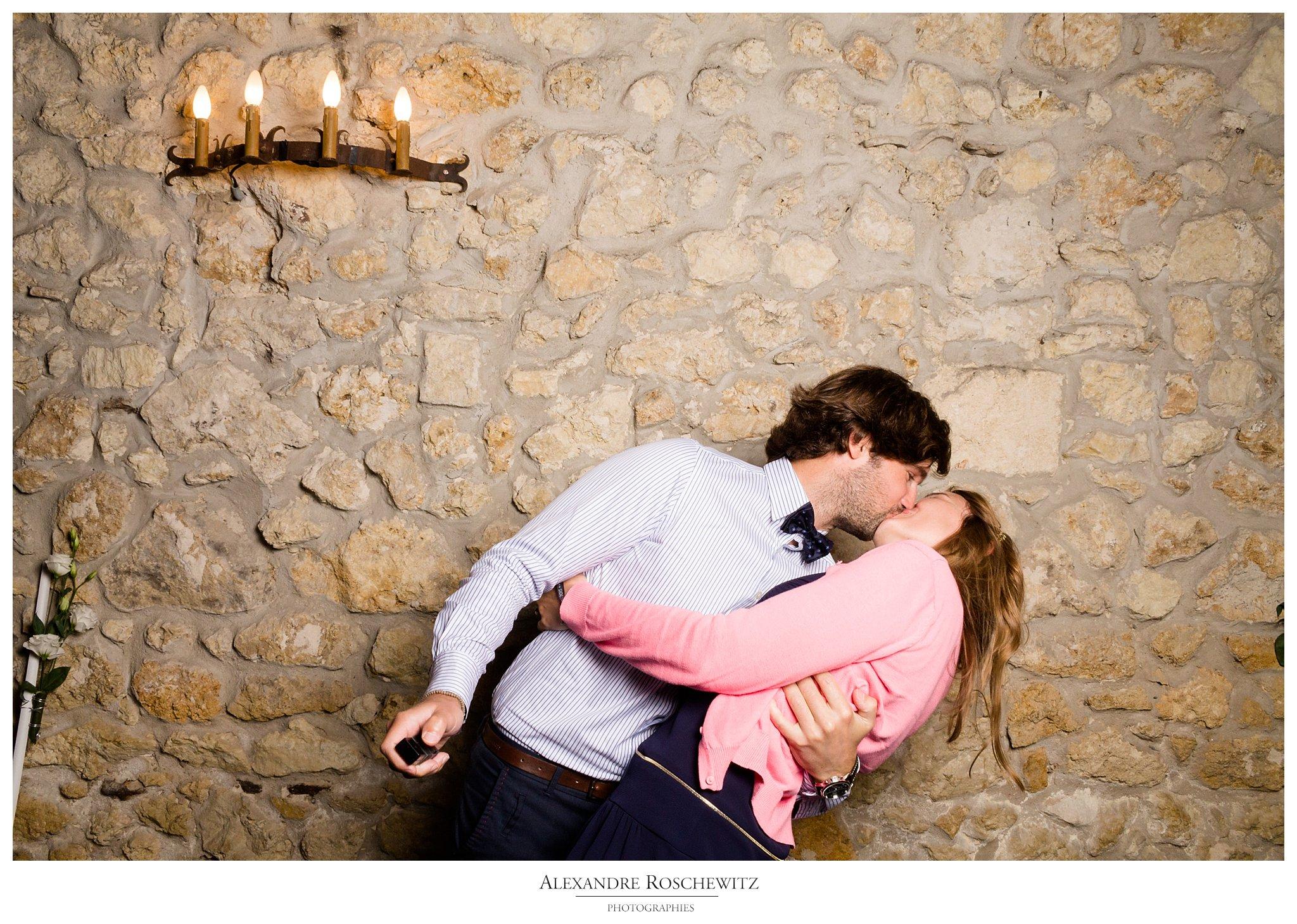 Un extrait du photobooth du mariage de Maud et Anthony au Château Cujac à Saint-Aubain-du-Médoc. Alexandre Roschewitz Photographies