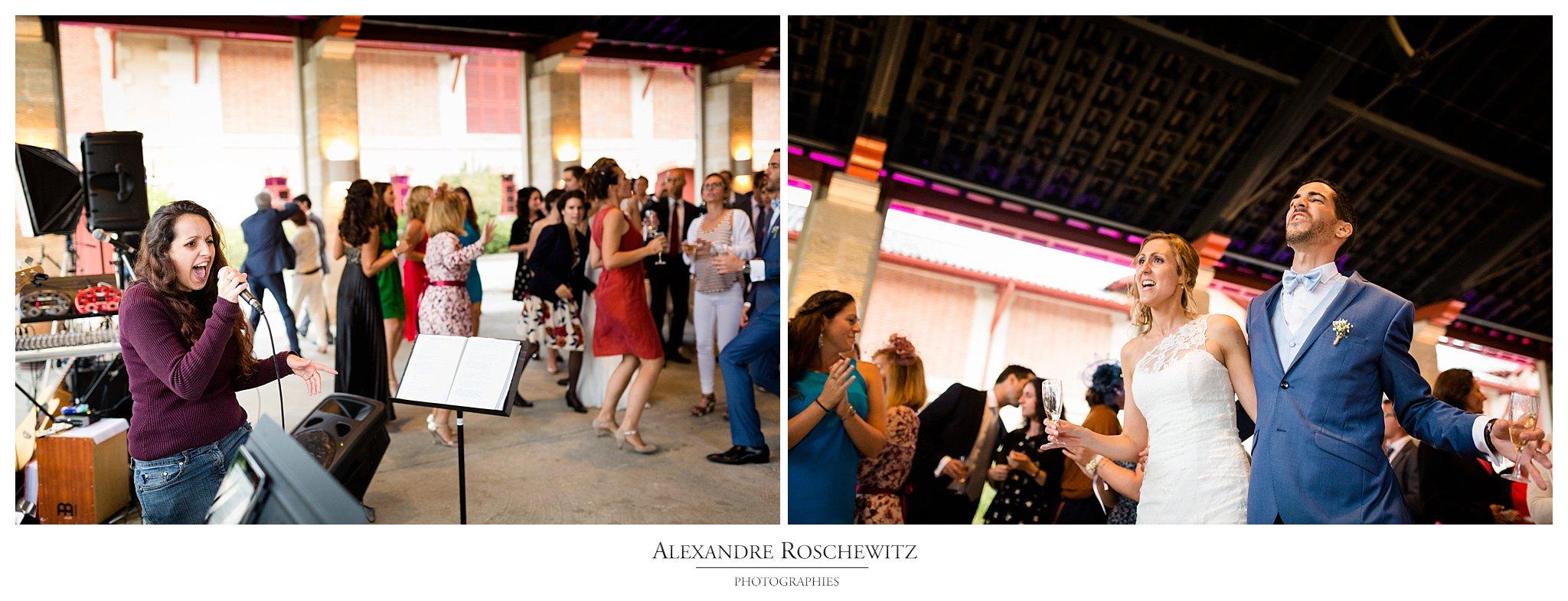 Il y a une semaine, j'ai assisté au mariage de deux grands mariés. Au sens propre comme au figuré ! Alexandre Roschewitz Photographies.