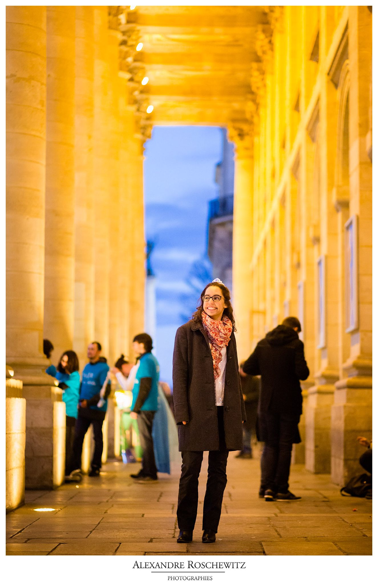 Le résumé complet de la séance photo EVFJ de Christelle à Bordeaux, avec 5 de ses amies, avant son mariage en juin. Alexandre Roschewitz Photographies.