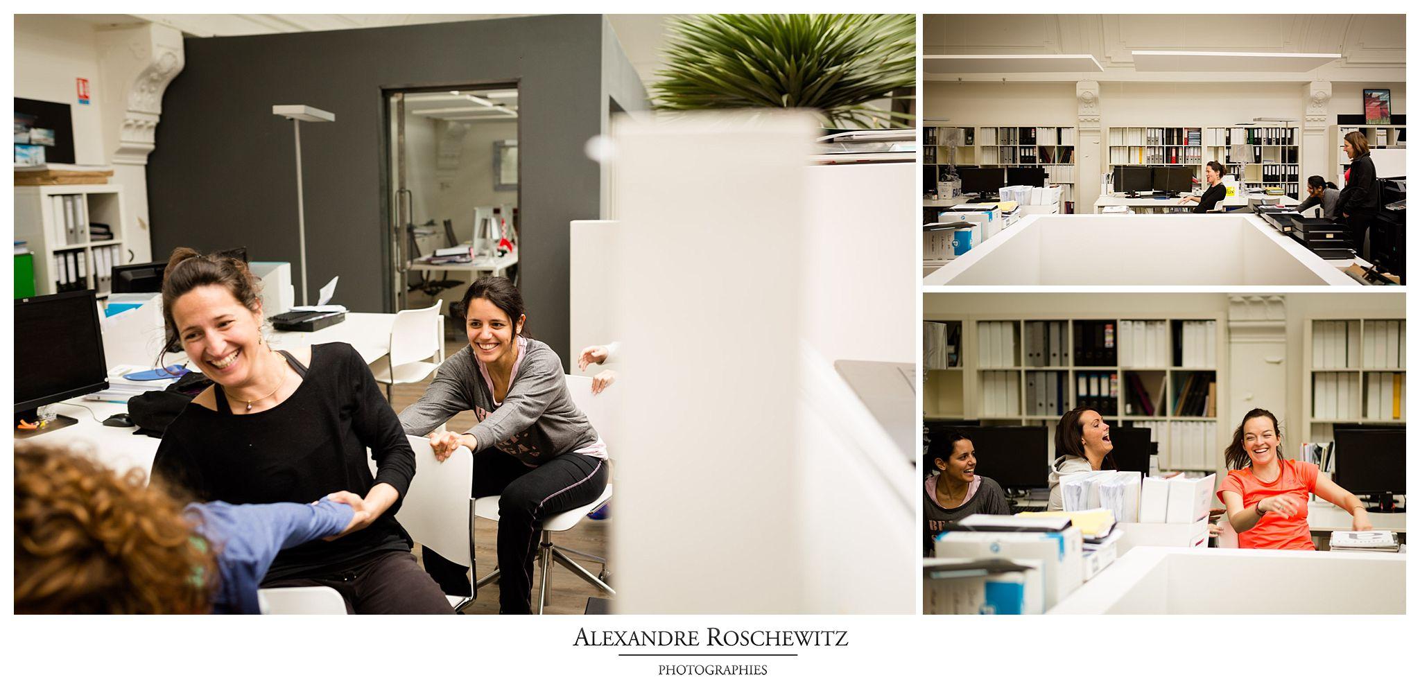 Un nouveau concept proposé par Maud, mariée 2015 : l'EVJF, 1 an après ! Des copines, du sport, des photos. Alexandre Roschewitz Photographies