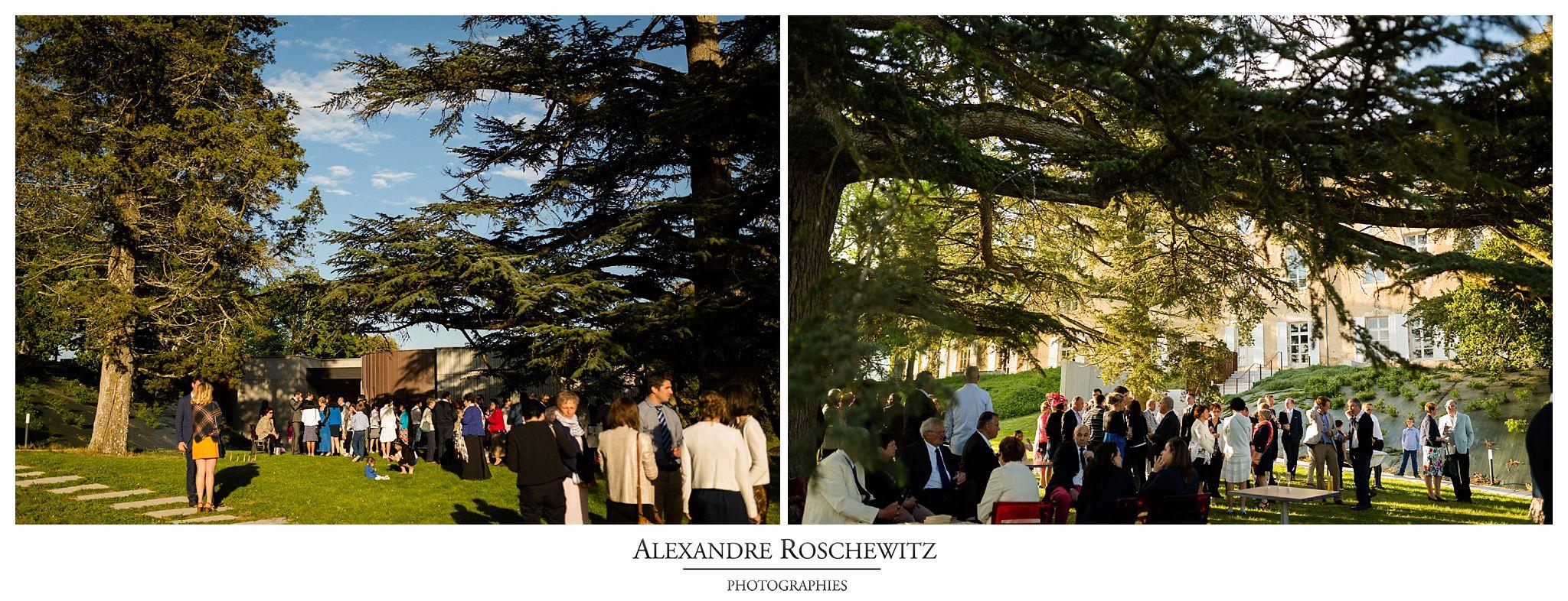 Les photos de mariage de Marion et Yannick au Château de Mons dans le Gers. Alexandre Roschewitz Photographies