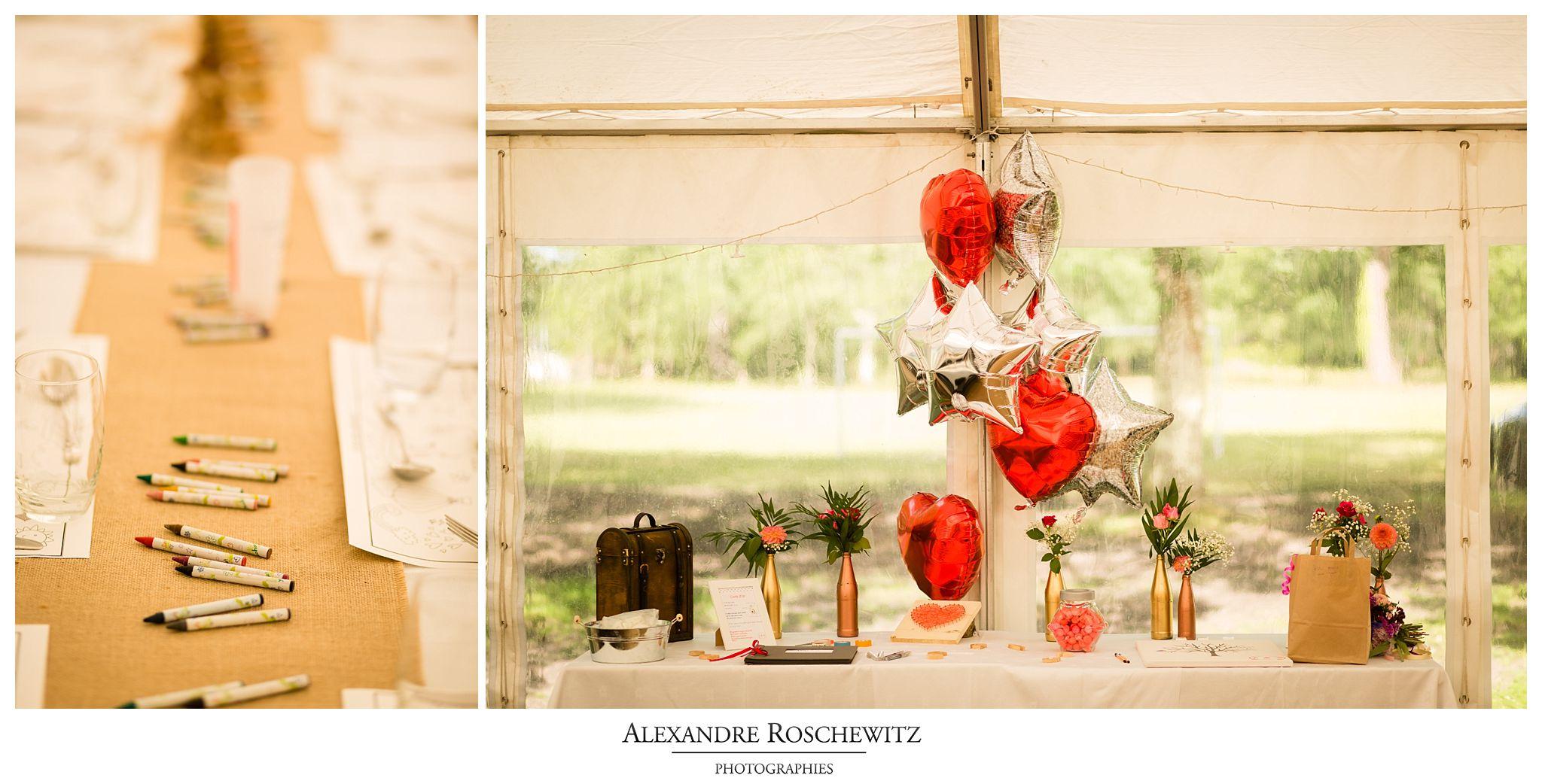 Les photos du mariage civil et religieux de Christelle et Guillaume à Andernos et la Colonie Le Bourdiou. Alexandre Roschewitz Photographies