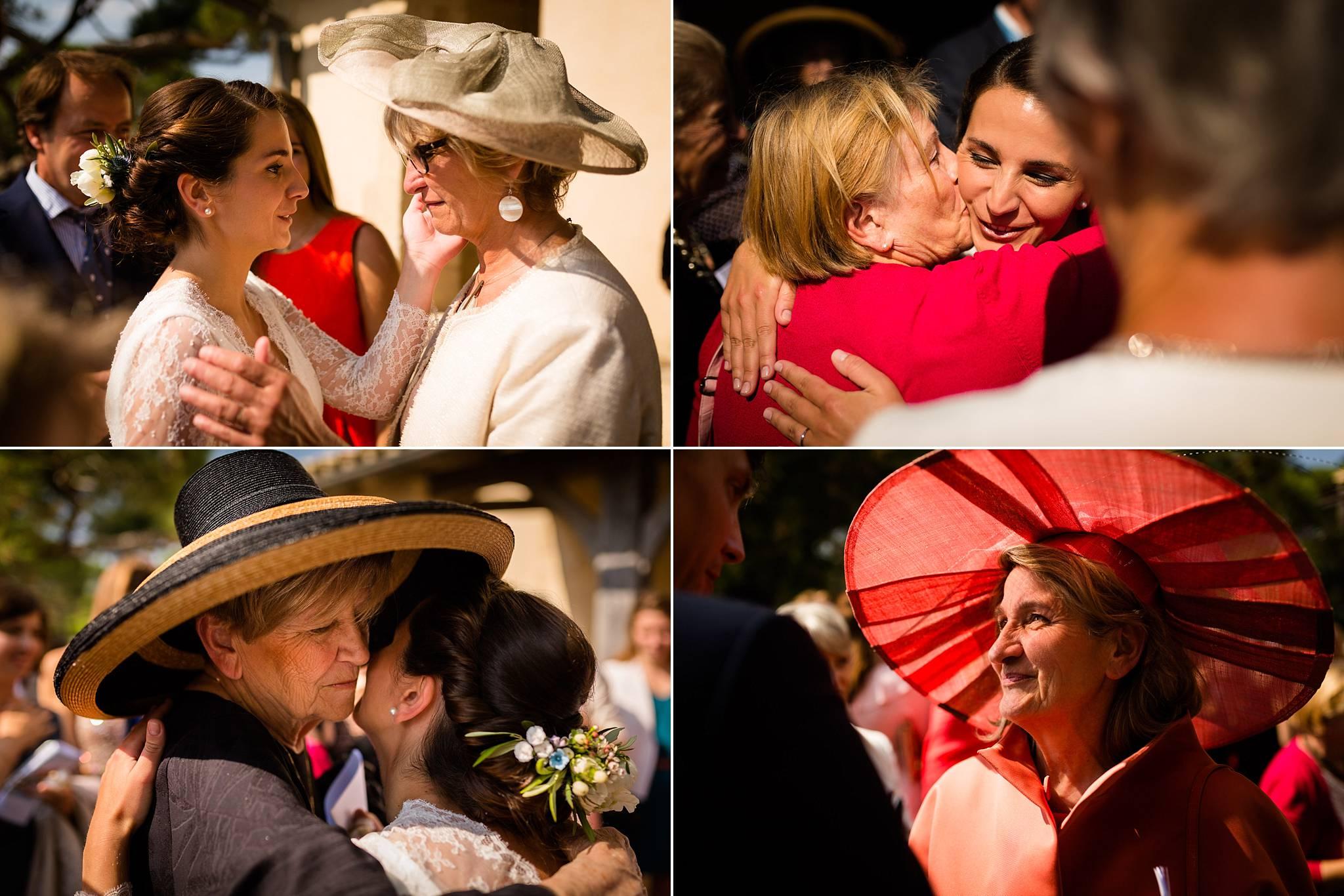 Le reportage photo mariage de Maud et Antoine à l'Eglise Saint-Eloi Andernos et au Tir au Vol Arcachon. Photographe mariage Arcachon et Gironde.