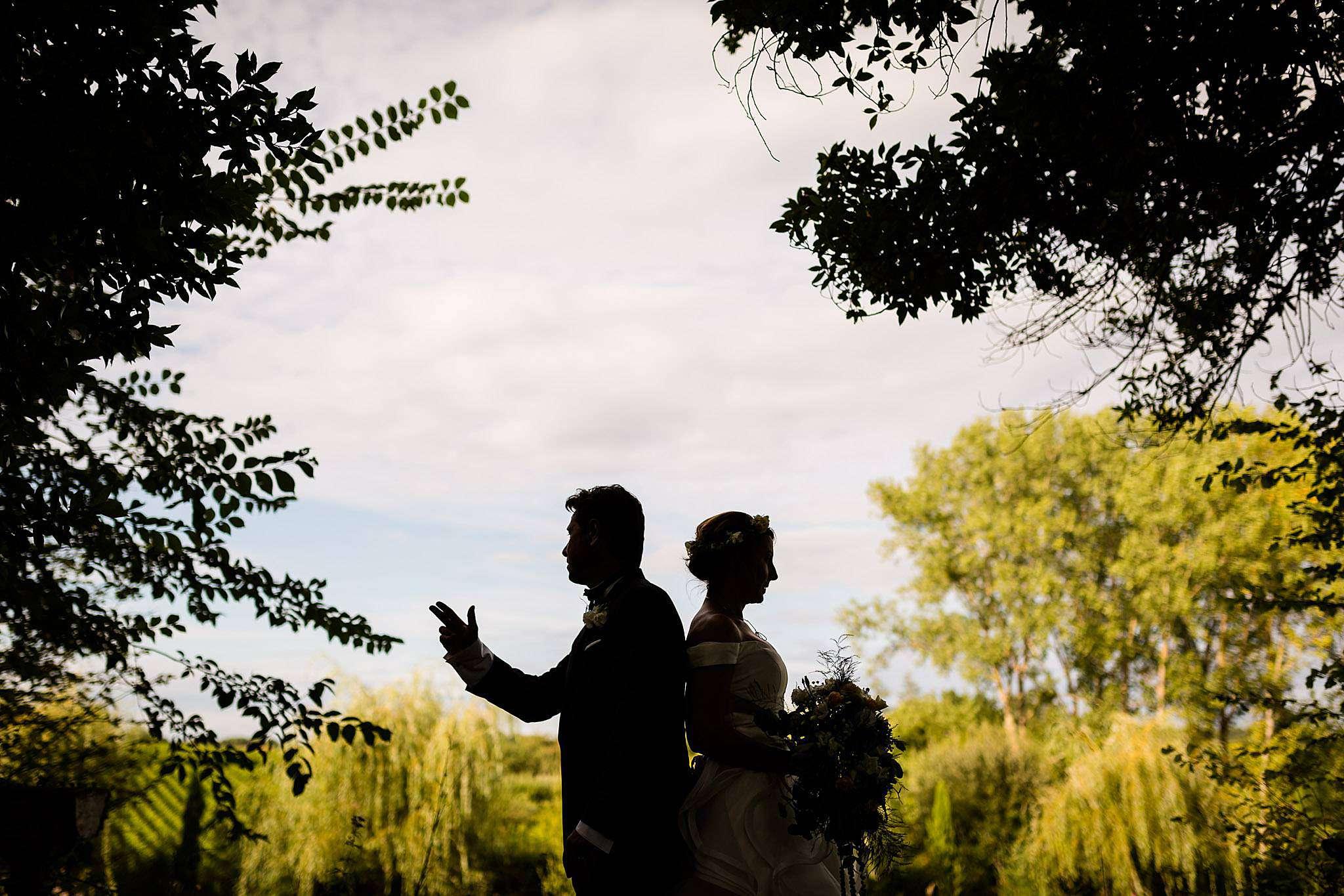 Mariage en petit comité au Château Latour Ségur, Gironde.