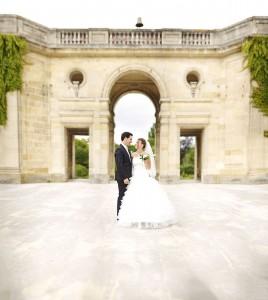 Teaser du mariage de Carine et Gontran au jardin public de Bordeaux