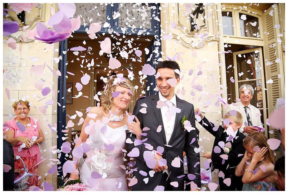 Mariage à Saint-Ciers sur Gironde – Barbara et David