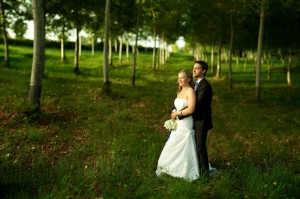 Photo de mariage de Cécile et Philippe à Arveyres