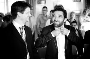 Photo du mercredi - La cravate au mariage de Cécile et Philippe - Alexandre Roschewitz Photographies