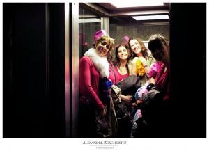 Enterrement de vie de jeune fille de Virginie à Bordeaux - Alexandre Roschewitz Photographies