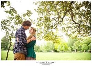 Teaser Photos de couple Soizic et Gido à Bordeaux - Alexandre Roschewitz Photographie