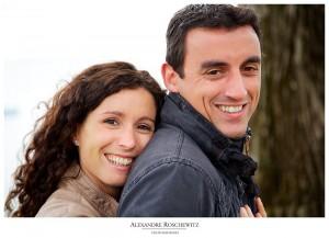 Séance engagement au Cap Ferret avec Barbara et Frédéric, avant leur mariage - Alexandre Roschewitz Photographies - Photographe mariage Bordeaux Gironde