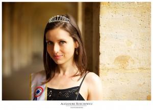 """Les photos de l'enterrement de vie de jeune fille (EVJF) de Sophie """"Miss Sexy"""" à Bordeaux, le 30 juin dernier."""