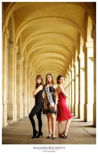 Un teaser de l'enterrement de vie de jeune fille (EVJF) de Sophie Miss Sexy à Bordeaux, le 30 juin dernier.