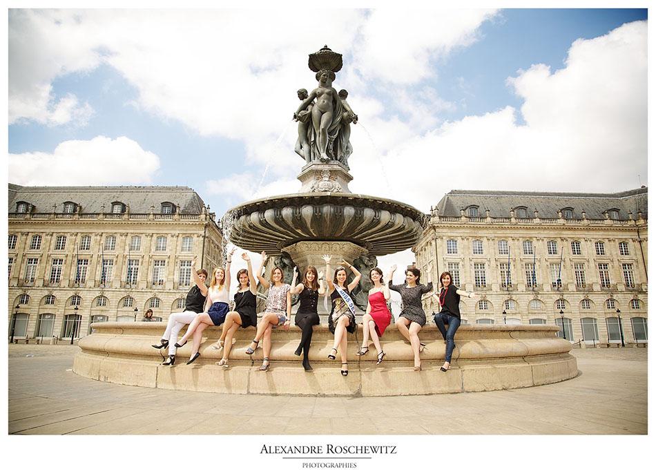Photographe EVJF à Bordeaux – Sophie Miss Sexy – 30 juin 2013