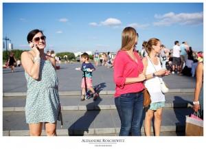 Les photos de l'EVJF d'Annabel à Bordeaux, avec 10 amies ! Photographe Enterrement de Vie de Jeune Fille. Alexandre Roschewitz Photographies