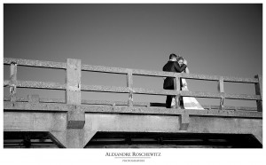 alexandre roschewitz photographies,bouquet,couple,fleur,parc mauresque,mariage,photographe mariage,photographies,photos de couple,arcachon