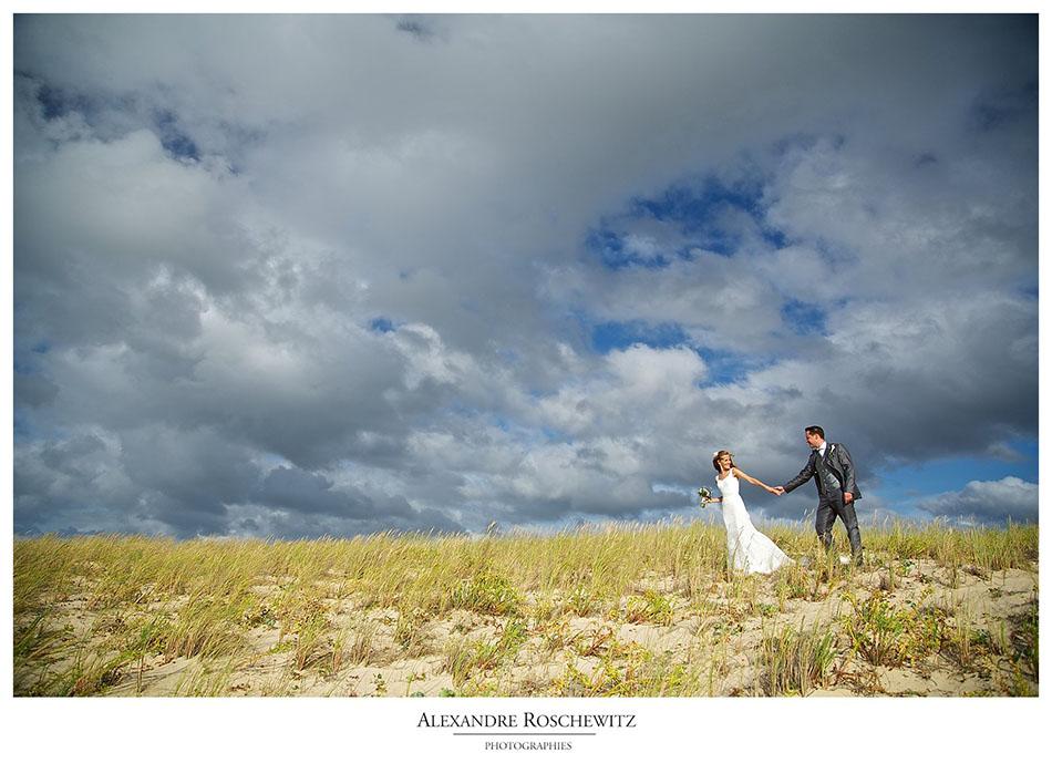 Photographe de mariage au Porge – Orla + Laurent – 24 août 2013