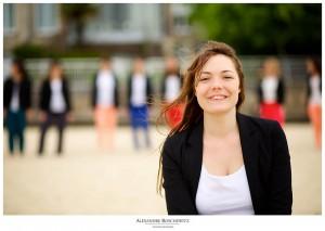 Deux photos de la séance EVJF de Mélina à Arcachon, comme petit teaser...