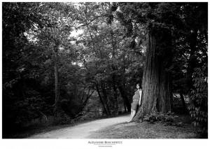 Un teaser de la séance photo Maternité de Sandy et Gabriel au Parc Majolan de Blanquefort.