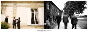 Les photos du mariage franco-marocain de Salma et Claude-Henry au Château Fombrauge, Saint-Emilion. Alexandre Roschewitz Photographies.