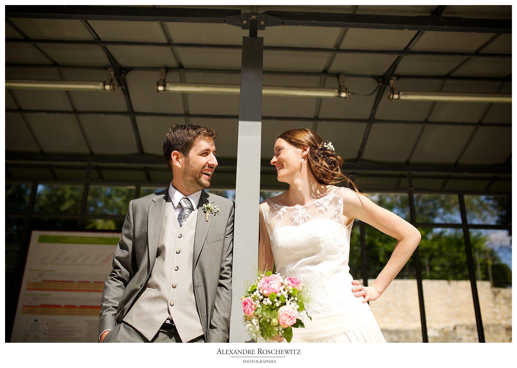 Photographe mariage à La Rochelle – Caroline et Charles
