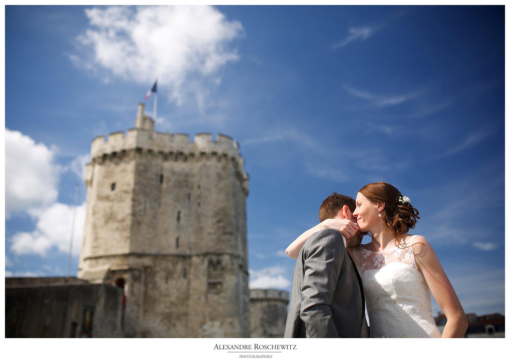 Photographe mariage à La Rochelle – Caroline et Charles – Teaser