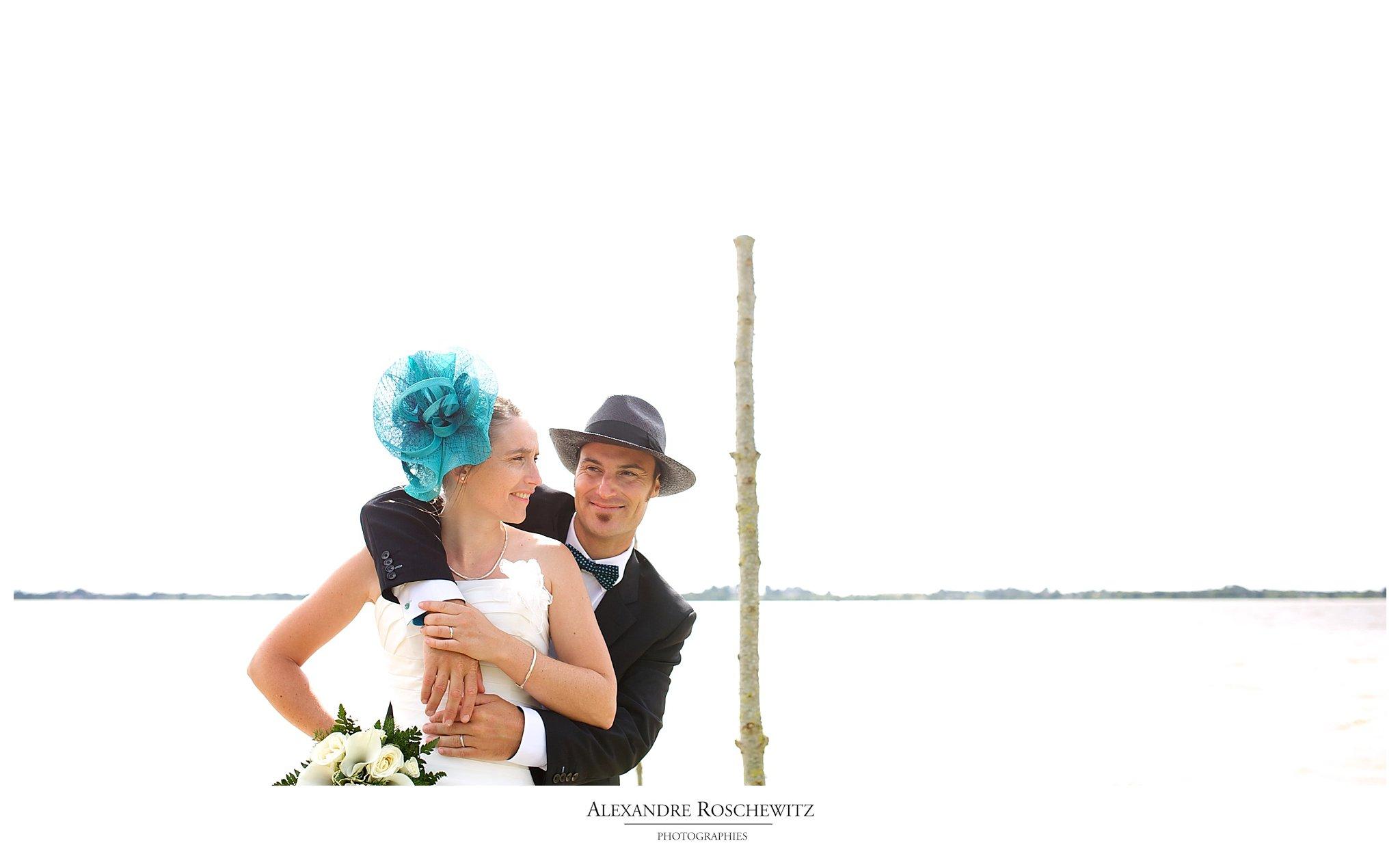 Photographe mariage à Pauillac et Patiras – Madeleine + Simon