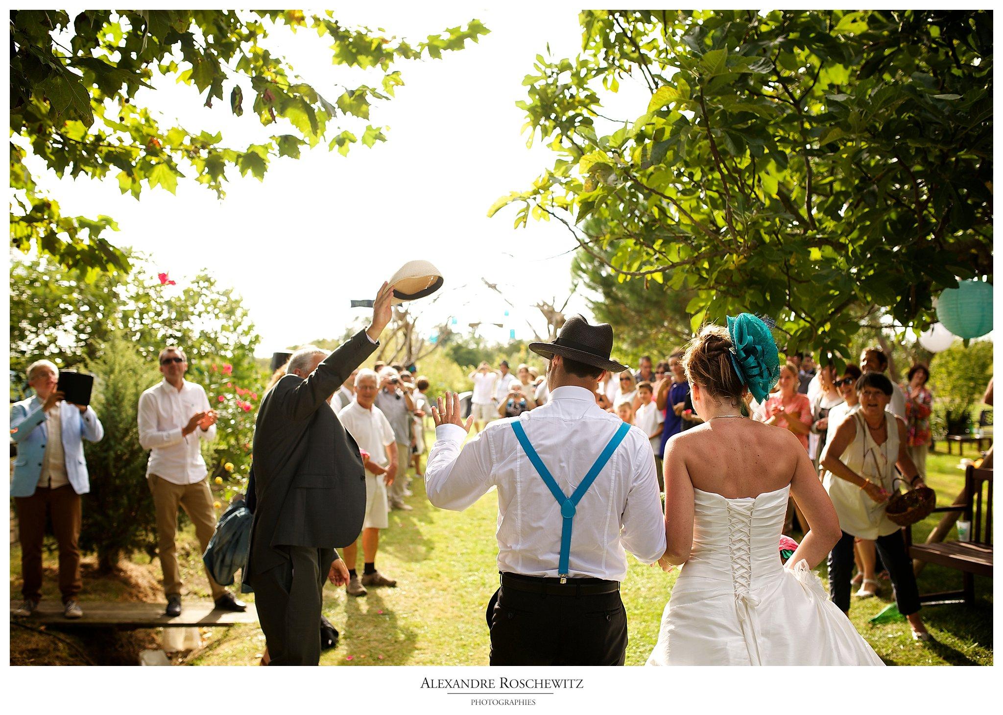 Photographe mariage à Pauillac et Patiras – Madeleine + Simon – Teaser