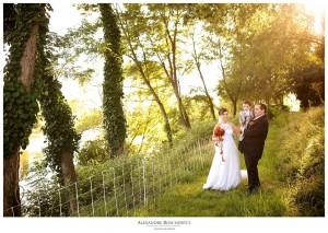 Les photos du mariage protestant de Magali et Salatiel en Dordogne, à Sainte-Foy-la-Grande et Lamothe Montravel... Alexandre Roschewitz Photographies