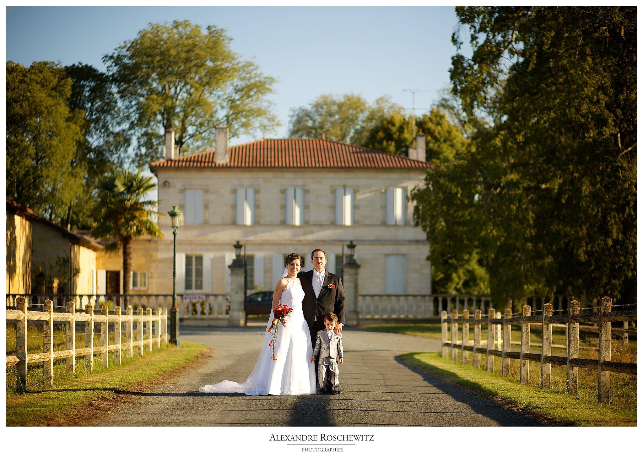 Photographe mariage au Château-Vieux – Magali et Salatiel