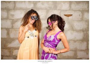 Un résumé du Photobooth du mariage franco-tunisien d'Amélie et Ganem à Beynac-et-Cazenac et au Château Beauséjour à Saint-Léon-sur-l'Isle. Alexandre Roschewitz Photographies