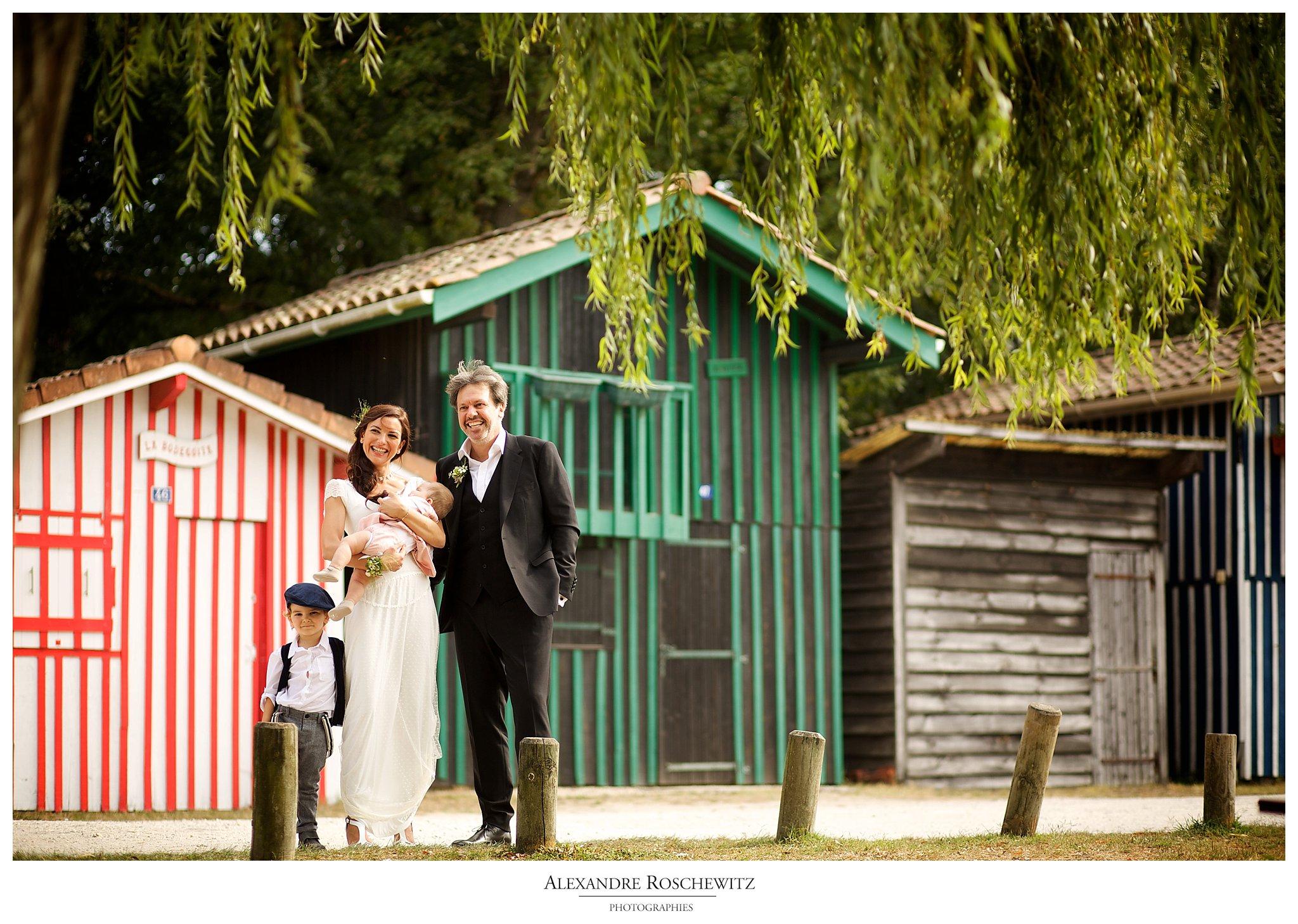 Photographe mariage à Biganos – Paméla et Patrice – Teaser