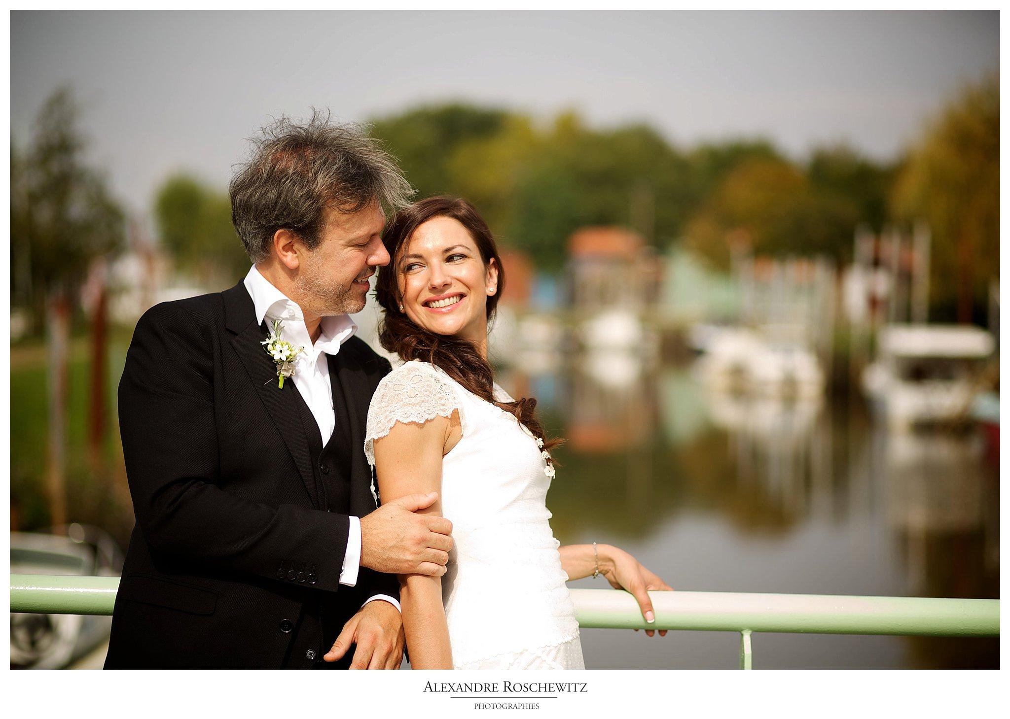 Photographe mariage à Biganos – Paméla et Patrice