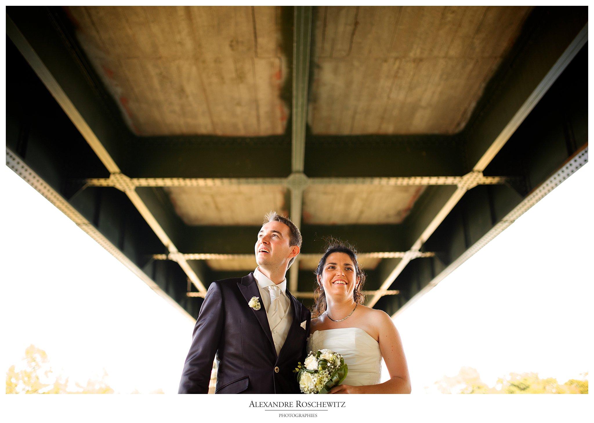 Photographe mariage à Gennes – Pauline et Nicolas – Teaser
