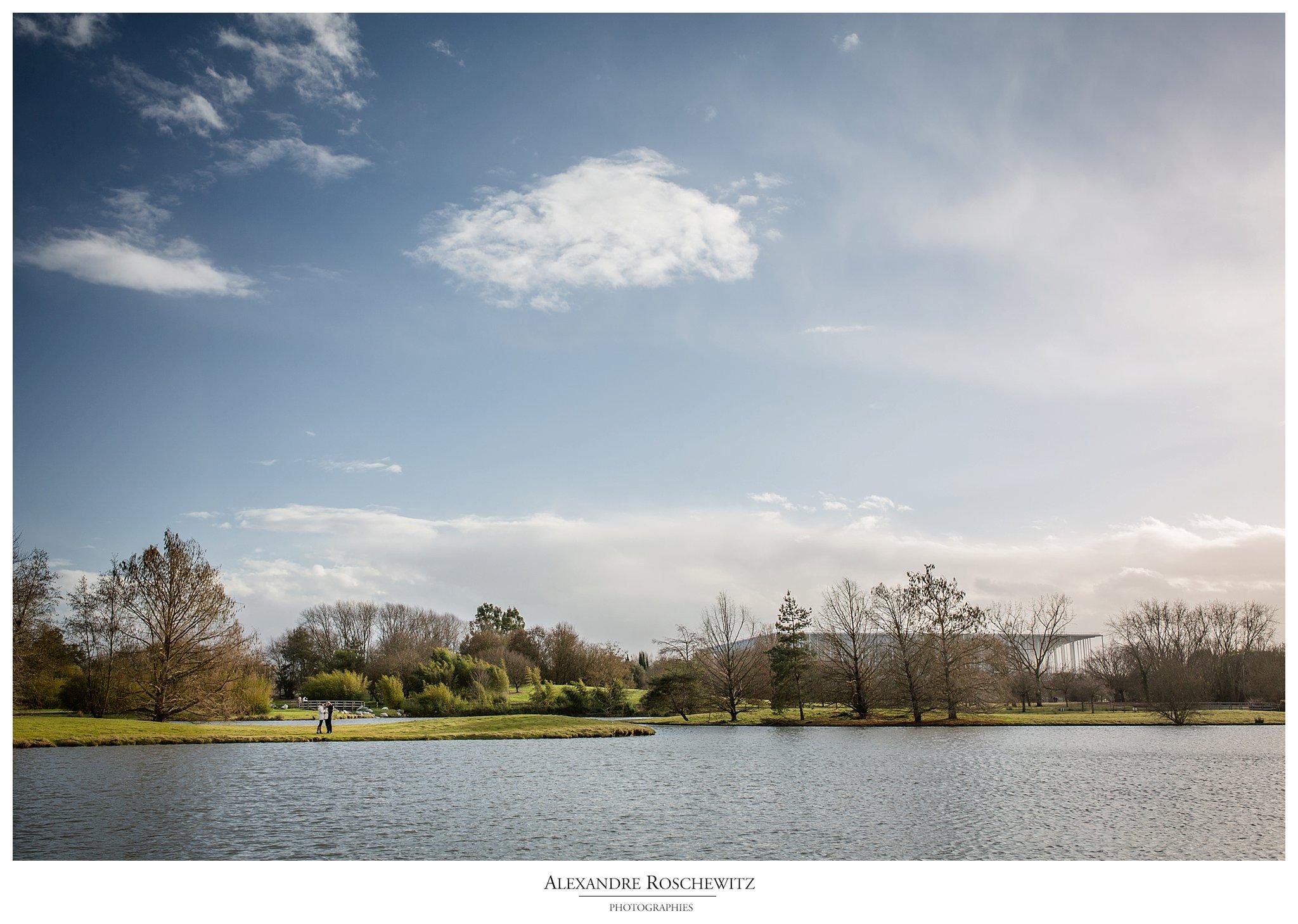 Photographe famille au parc floral de Bordeaux – Sandy + Gabriel = Tess – Teaser