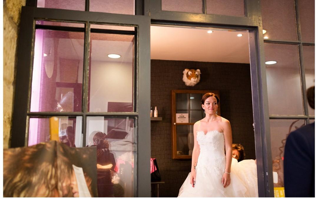 Photographe mariage Château Cujac – Maud + Anthony – Teaser