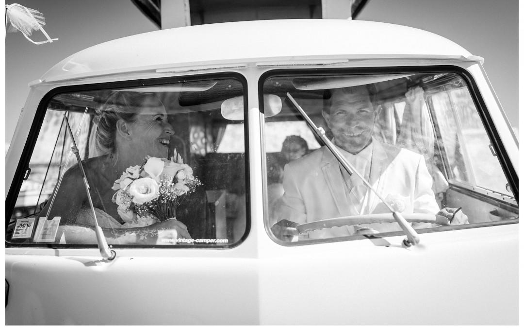 Photographe mariage à Biscarrosse – Marie-Anne + Laurent