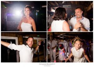 Les photos du mariage de Marie-Anne et Laurent au Teich, à Biscarrosse Plage, et à la Ferme d'En Chon. Alexandre Roschewitz Photographies