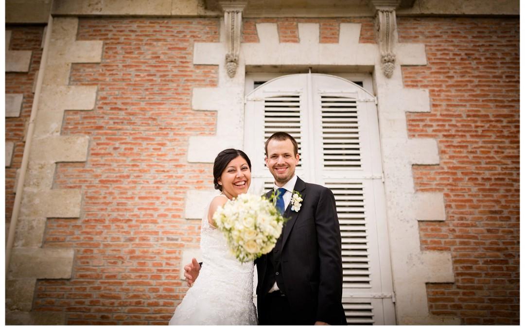 Photographe mariage Château de Cujac – Yohana et Olivier