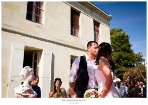Un aperçu des photos du mariage de Sarah et Anthony au Château Ségur à Parempuyre. Alexandre Roschewitz Photographies