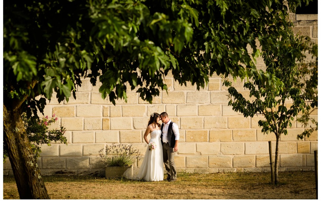 Photographe mariage Château Ségur – Sarah et Anthony – Teaser