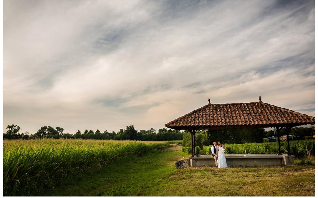 Photographe mariage Château Ségur – Sarah et Anthony