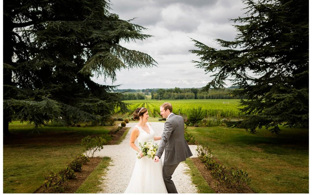 Photographe mariage Château Fombrauge – Juliette + Jefferson