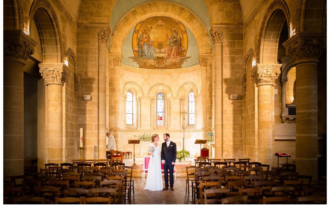 Photographe mariage au Domaine de Conseillant – Nathalie et Nicolas – Teaser