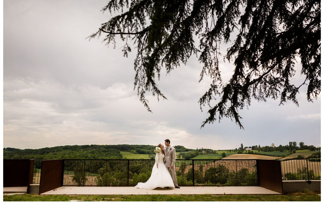 Photographe mariage au Château de Mons – Marion et Yannick