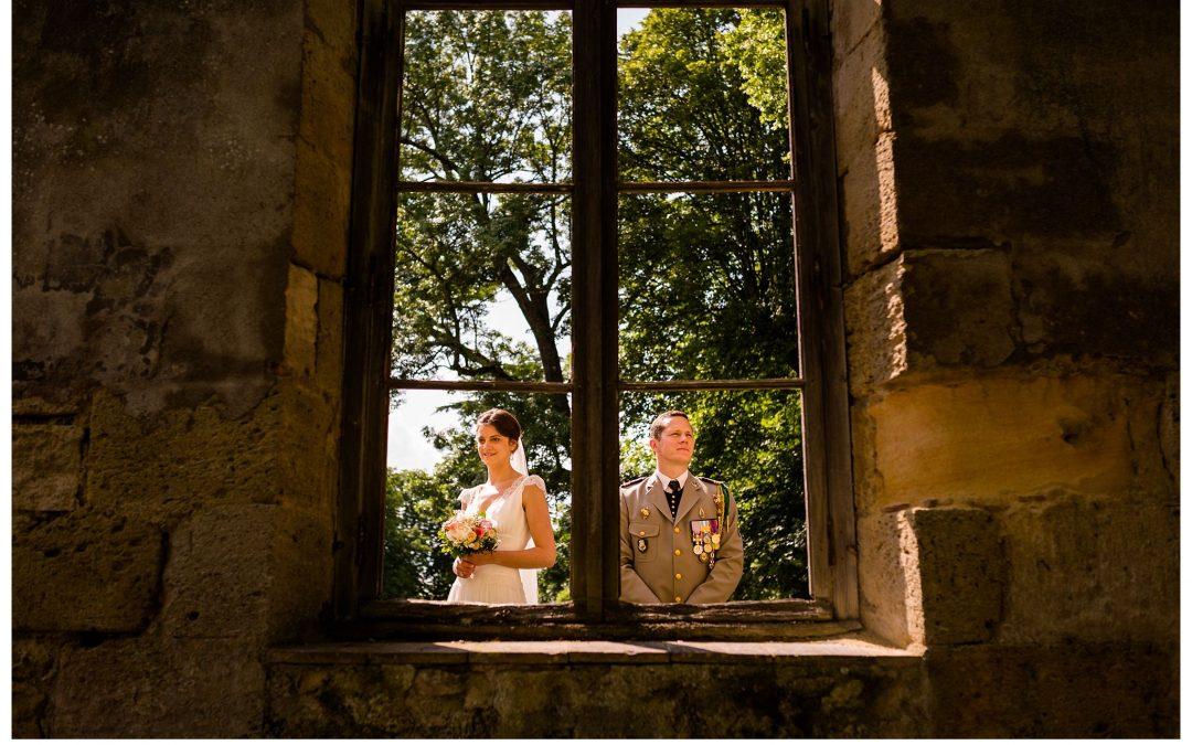 Photographe mariage à la Citadelle de Bourg – Clémence et Luc – Teaser