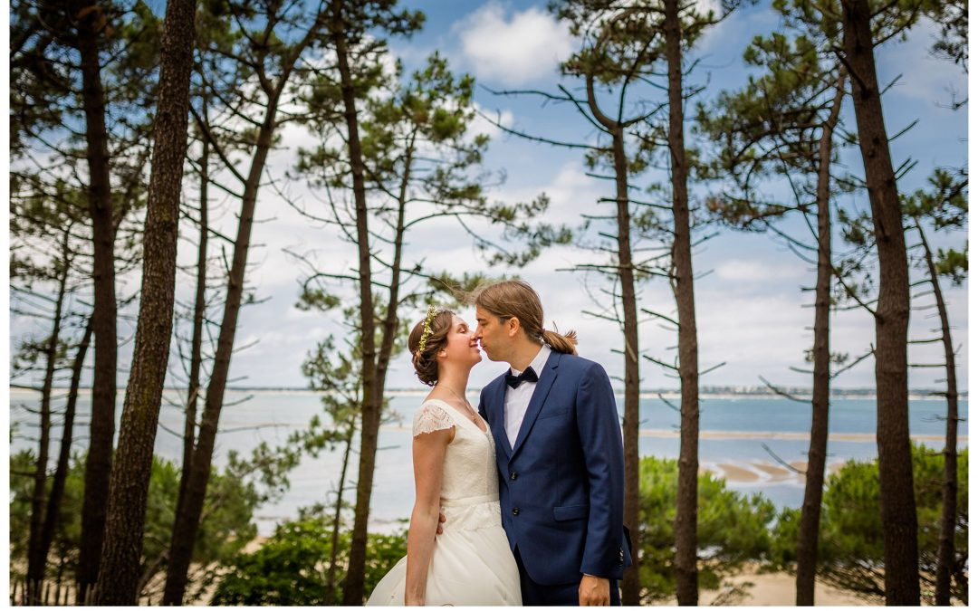 Photographe mariage au Tir au Vol – Marine et Jean-Philippe – Teaser